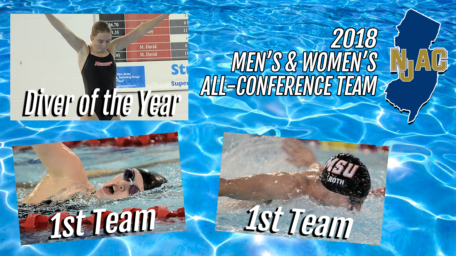 Nielsen Named Diver of the Year