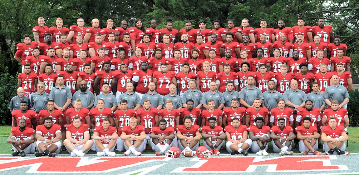 2018 Football Roster - Montclair State University Athletics